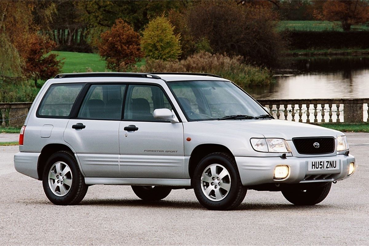 Subaru Forester 2019 Review >> Subaru Forester 1997 - Car Review - Good & Bad | Honest John