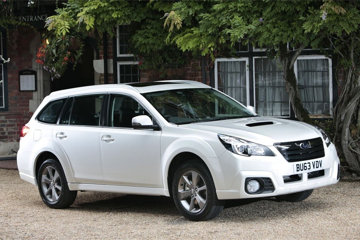 Subaru Legacy Outback 2009 Car Review Honest John
