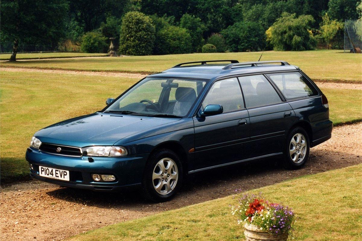 Subaru Legacy And Outback 1994 Car Review Honest John