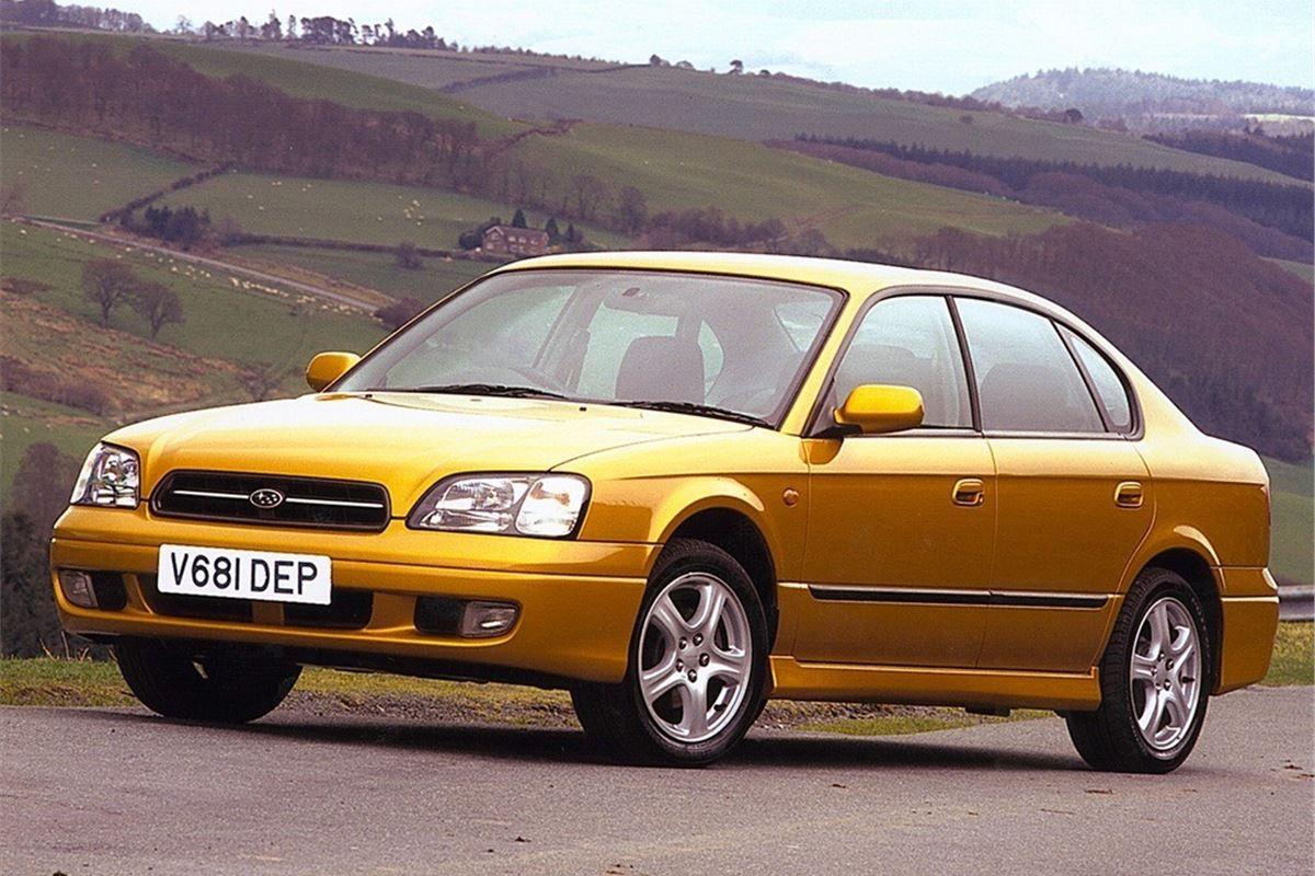 Review Subaru Legacy Outback 1999 2004 Honest John