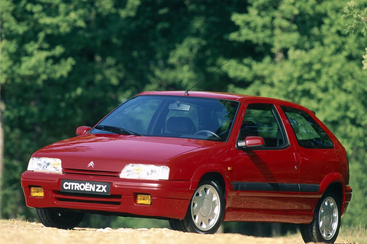 Citroen ZX - Classic Car Review | Honest John