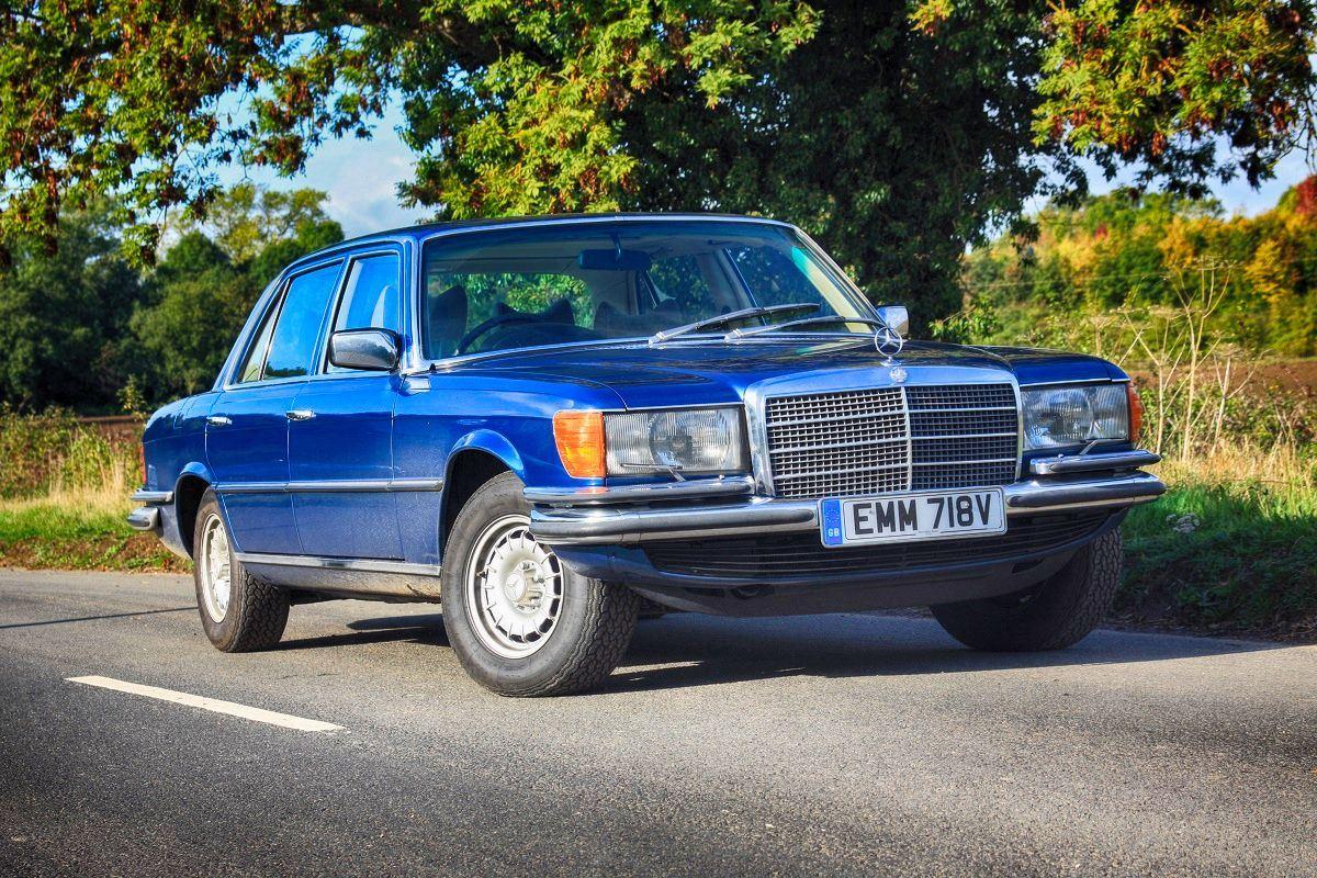 Mercedes benz 450sel 6 9 classic car review honest john for Mercedes benz westminster colorado