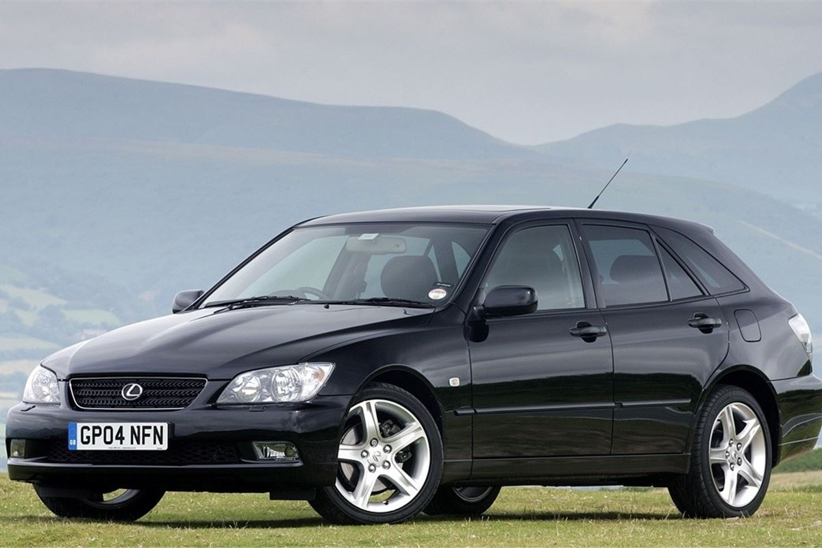 Lexus Is Sportcross 2001 Car Review Honest John
