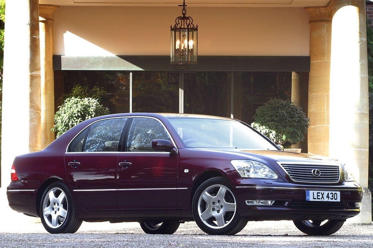 Lexus Ls430 2003 Car Review Honest John