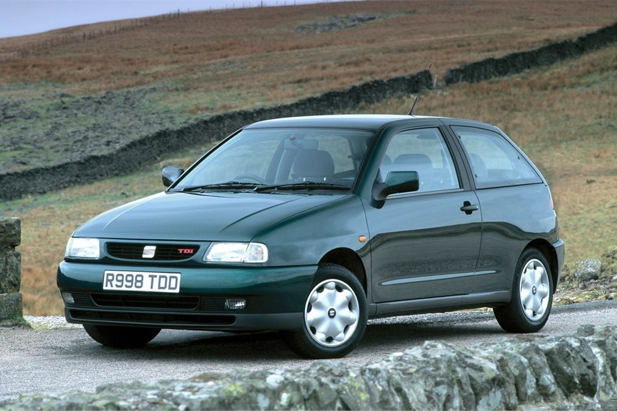 seat ibiza ii 1993 car review honest john. Black Bedroom Furniture Sets. Home Design Ideas