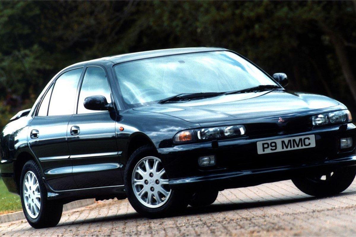 Mitsubishi Galant 1993 - Car Review | Honest John