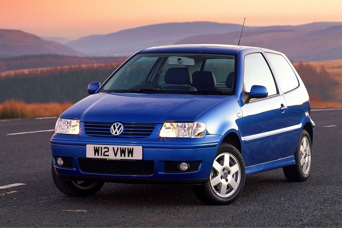 volkswagen polo iii 2000 car review honest john. Black Bedroom Furniture Sets. Home Design Ideas