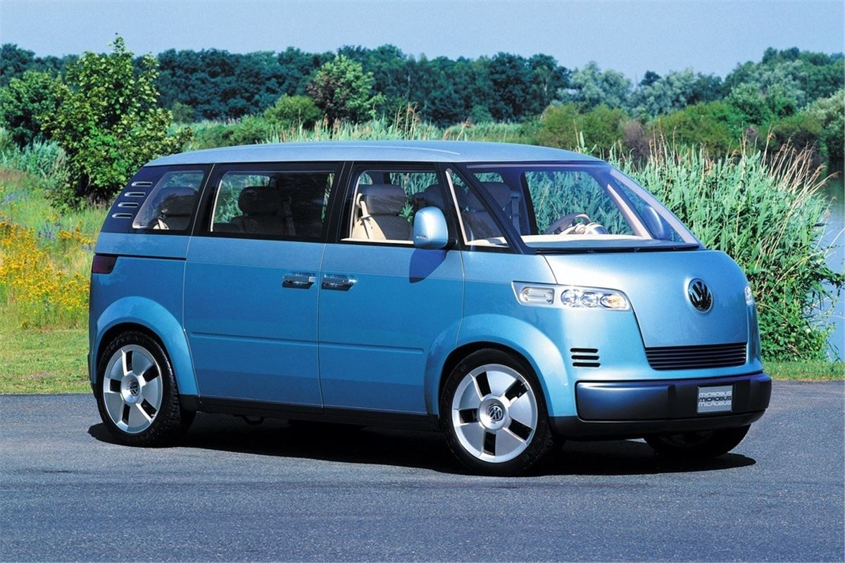 Volkswagen Microbus 2005 - Car Review | Honest John