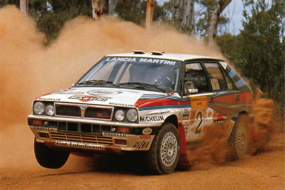 Top 10: WRC winners between 1970-1995 | | Honest John