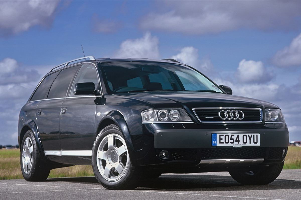 audi a6 allroad 2000 car review honest john. Black Bedroom Furniture Sets. Home Design Ideas