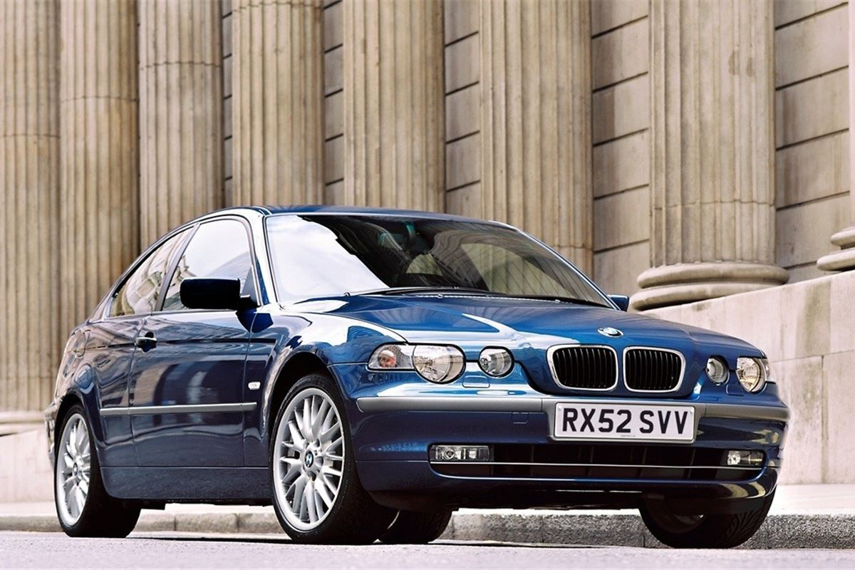 bmw 3 series e46 compact 2001 car review honest john. Black Bedroom Furniture Sets. Home Design Ideas