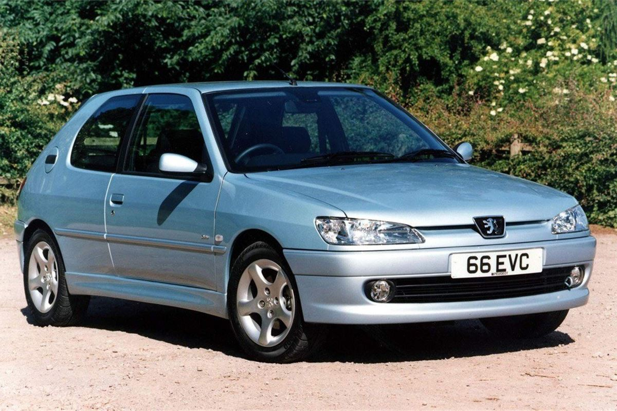 1996 Peugeot 306 to be phased out (Credit: Peugeot) Click to Enlarge.