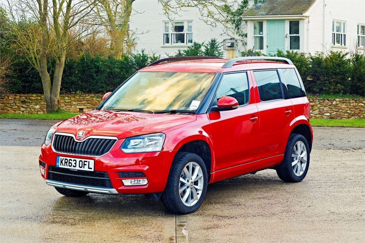 skoda yeti 2009 car review honest john. Black Bedroom Furniture Sets. Home Design Ideas
