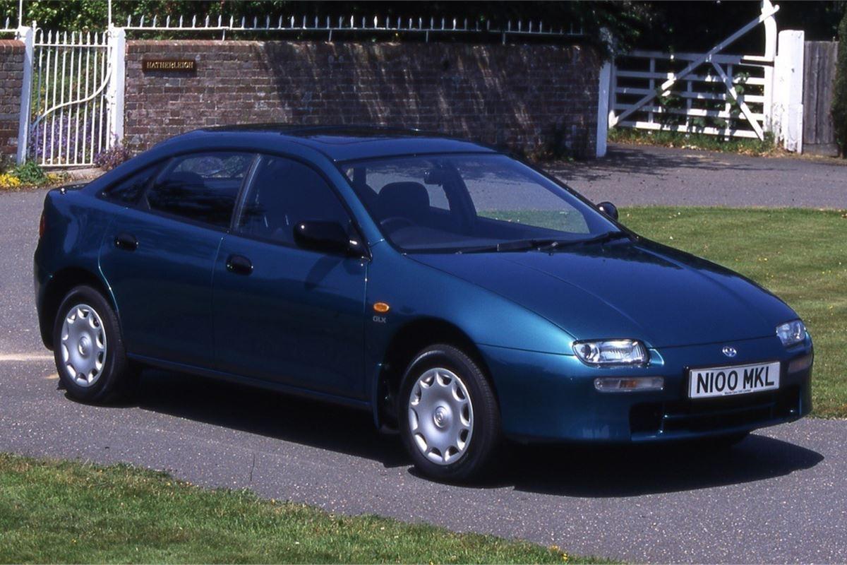 mazda 323 1994 car review honest john. Black Bedroom Furniture Sets. Home Design Ideas
