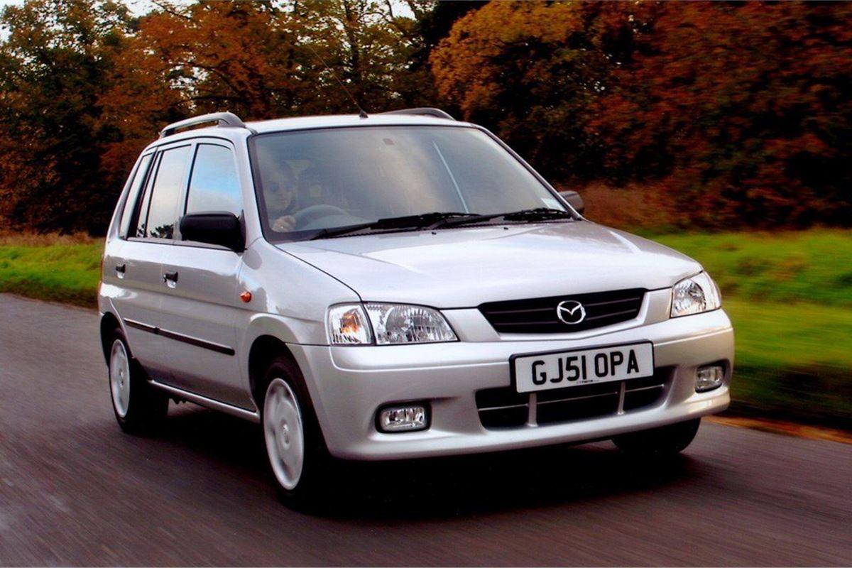 Mazda Demio 1998 - Car Review | Honest John