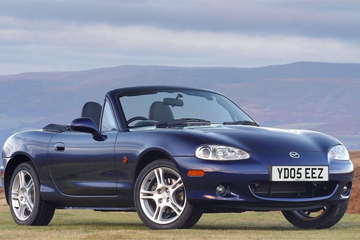 mazda mx5 1998 car review honest john. Black Bedroom Furniture Sets. Home Design Ideas
