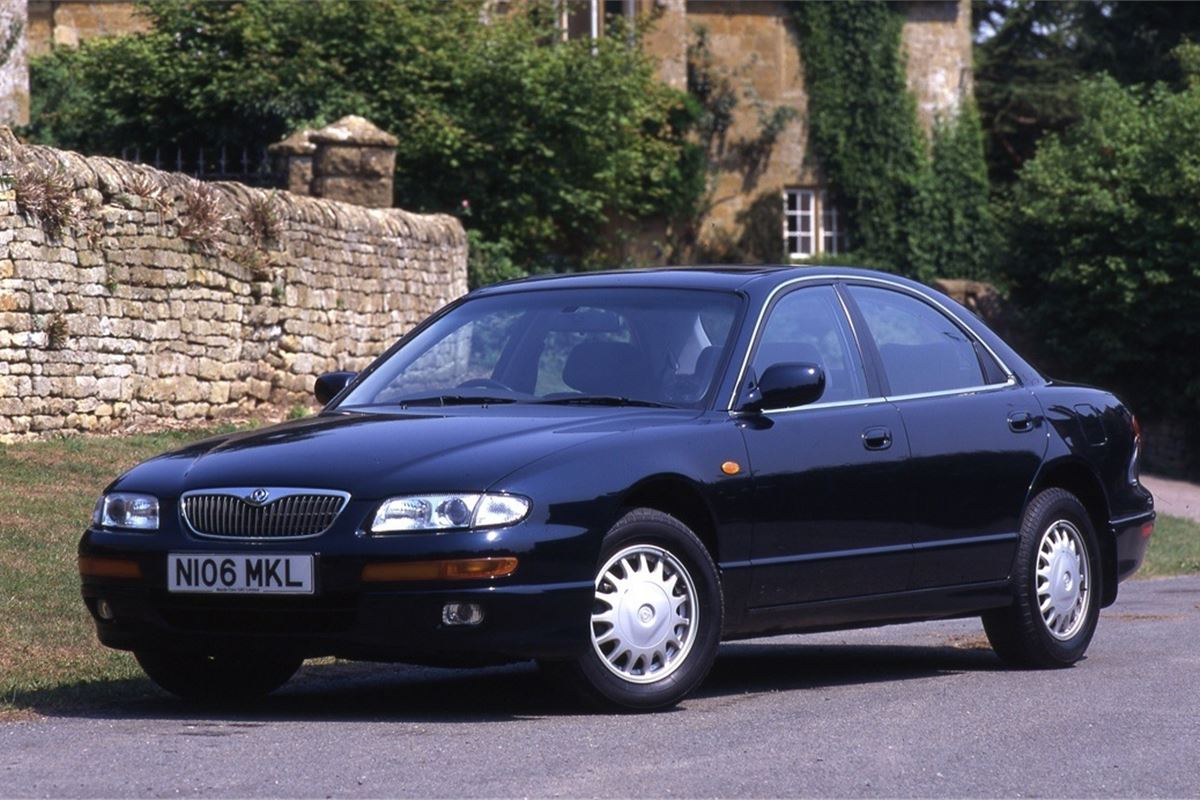 mazda xedos 9 1994 car review model history honest john. Black Bedroom Furniture Sets. Home Design Ideas