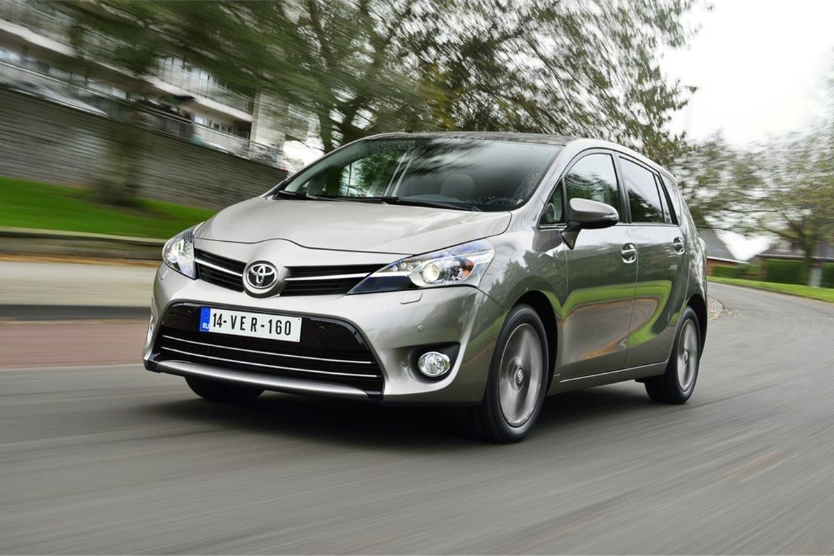 toyota verso     road test road tests honest john
