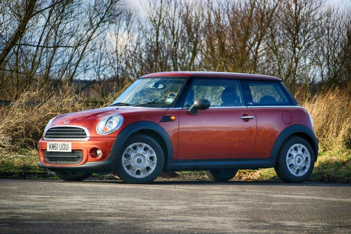 Mini First on Caravan Replacement Seats