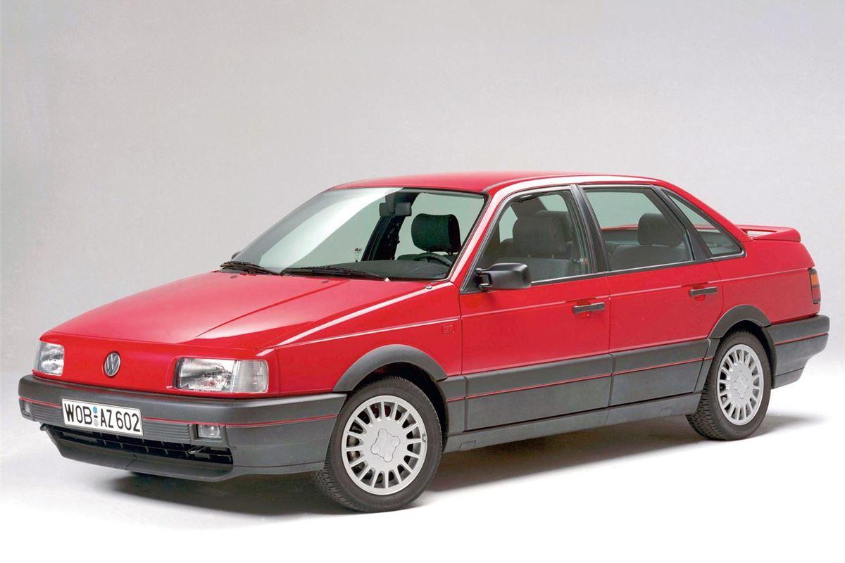 volkswagen passat b3 classic car review honest john. Black Bedroom Furniture Sets. Home Design Ideas