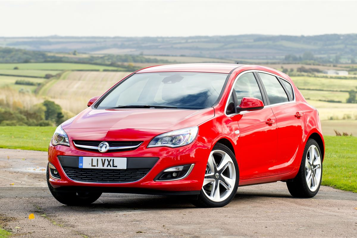 Vauxhall Astra Gains New Low Co2 Diesel Honest John