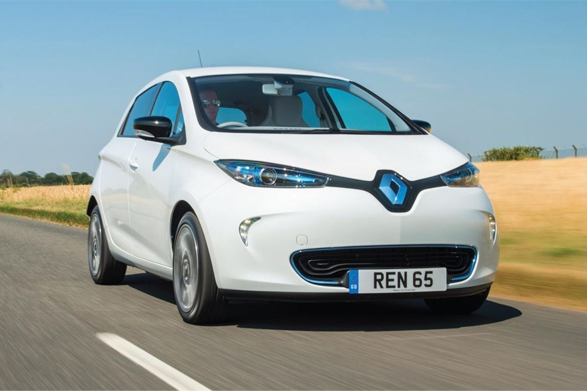 Owning An Electric Car Uk