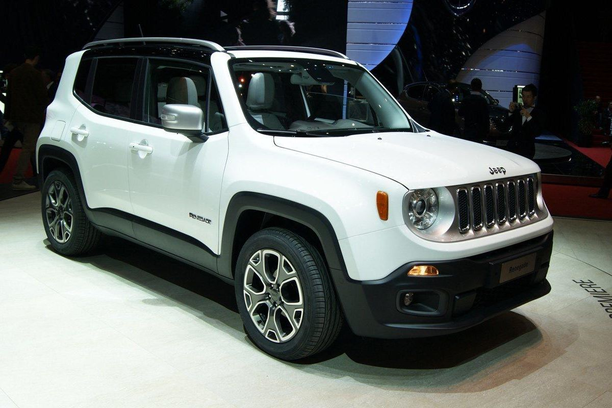 Surprise New Jeep Renegade Revealed Motoring News