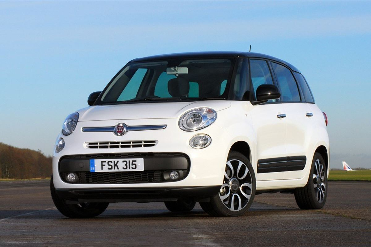 fiat 500l mpw 2013 car review honest john. Black Bedroom Furniture Sets. Home Design Ideas