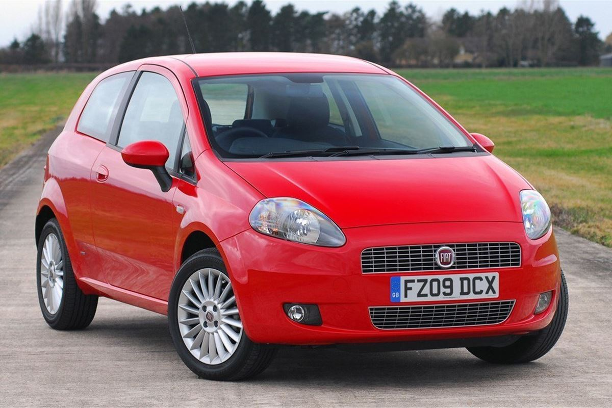 fiat grande punto 2006 - car review | honest john