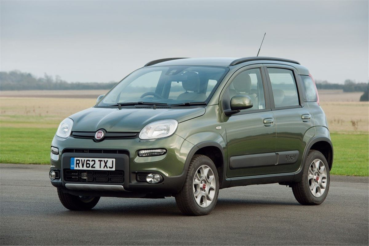 Review Fiat Panda 4x4 2012 Honest John