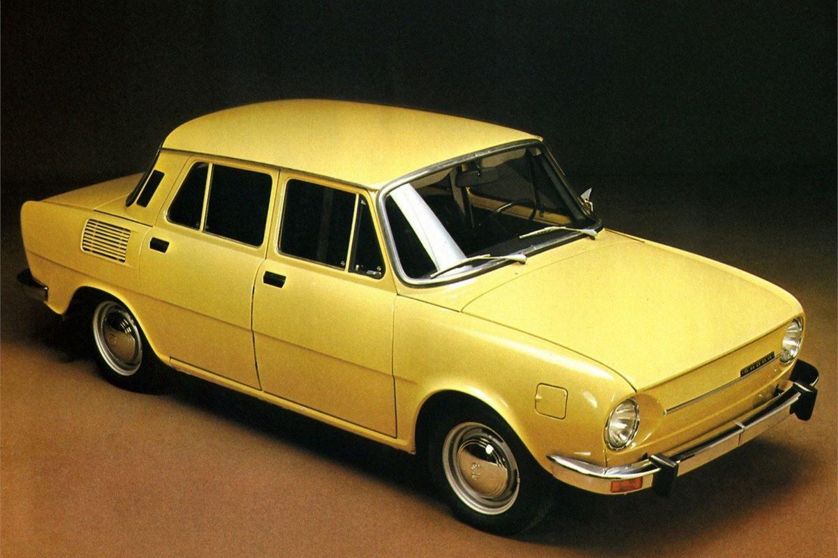 Skoda 100/110 - Classic Car Review   Honest John