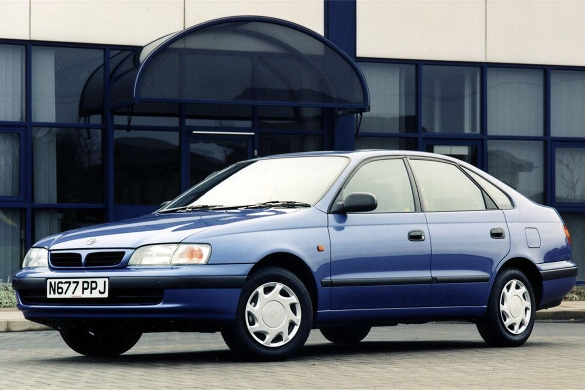 Toyota Carina E 1992 Car Review Honest John