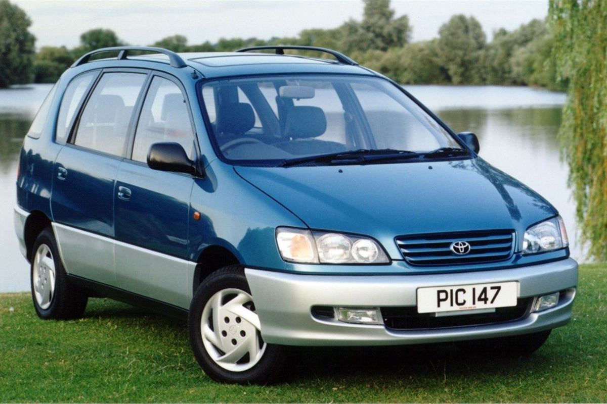 Toyota Picnic 1997 - Car Review | Honest John