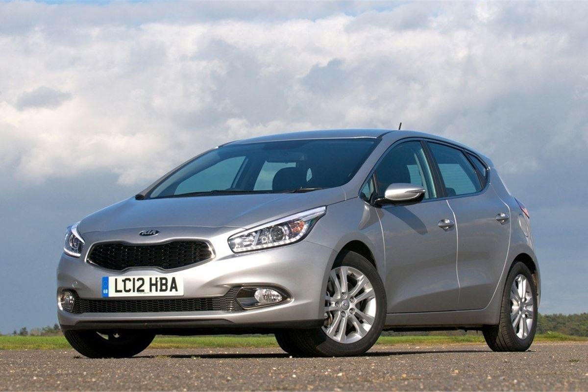 Kia Cee D 2012 Car Review Honest John