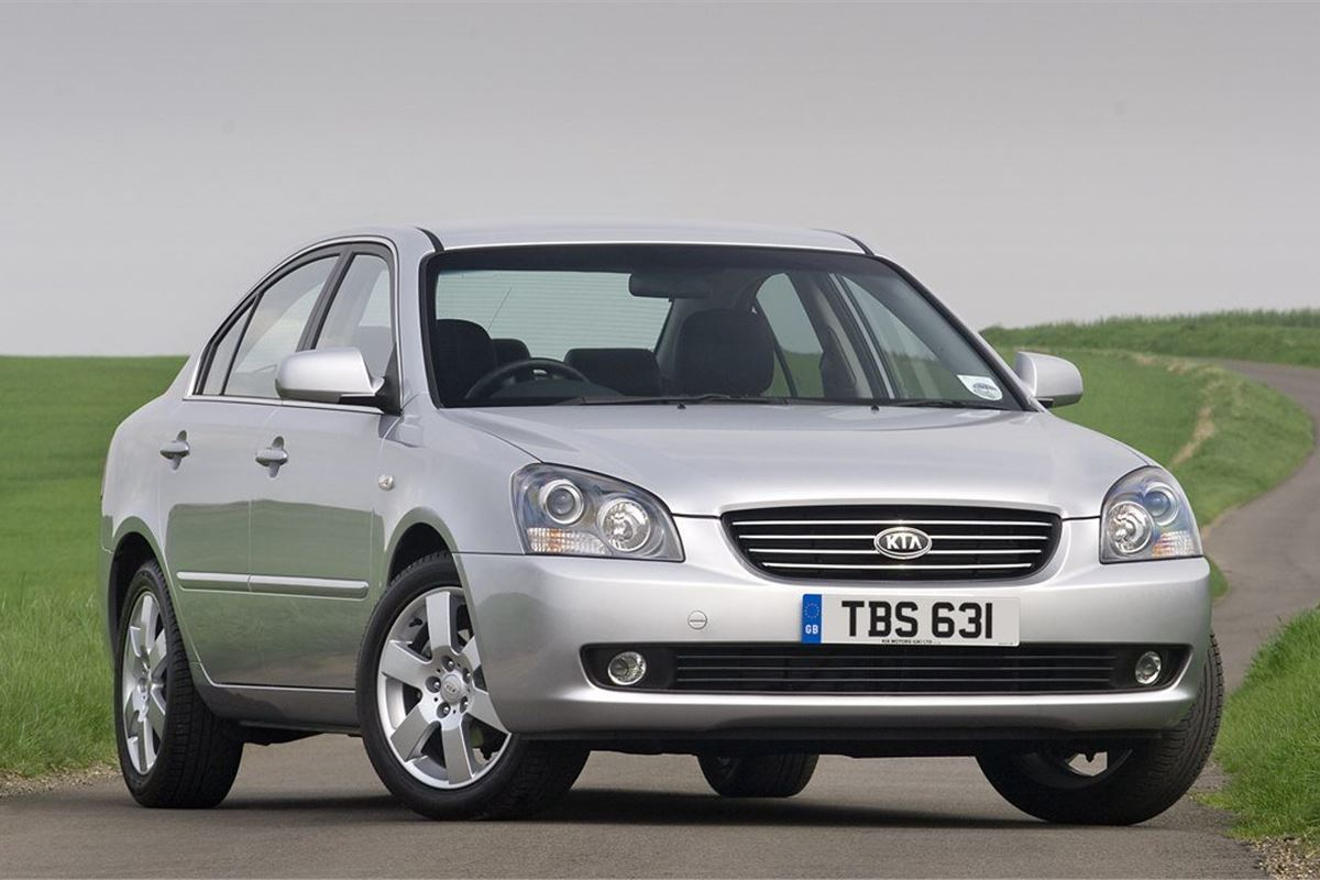 Car Selling Websites >> KIA Magentis 2006 - Car Review | Honest John