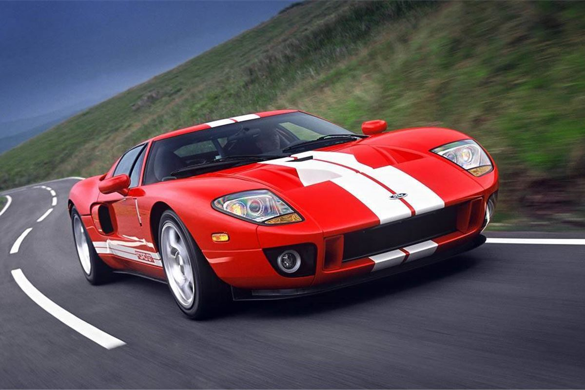 Ford Ford Gt 2004 Car Review Honest John