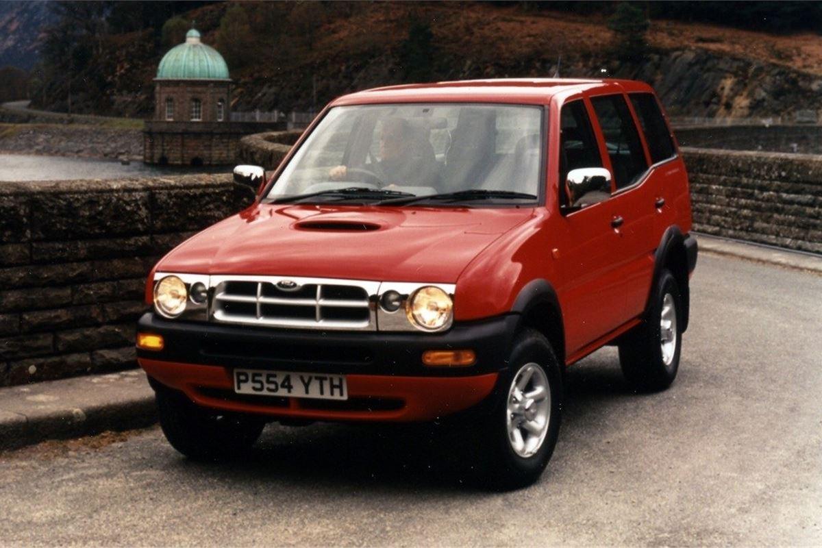 Ford Maverick 1993 - Car Review | Honest John