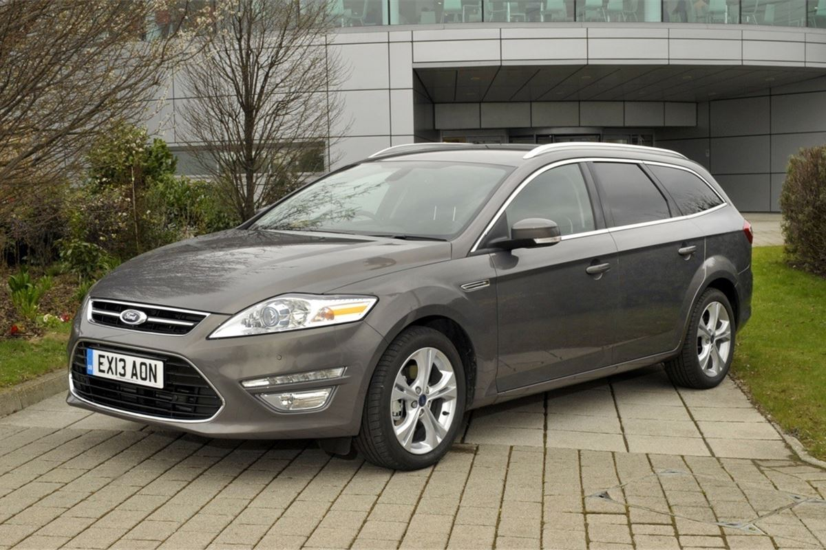 ford mondeo iv estate 2007 car review honest john. Black Bedroom Furniture Sets. Home Design Ideas
