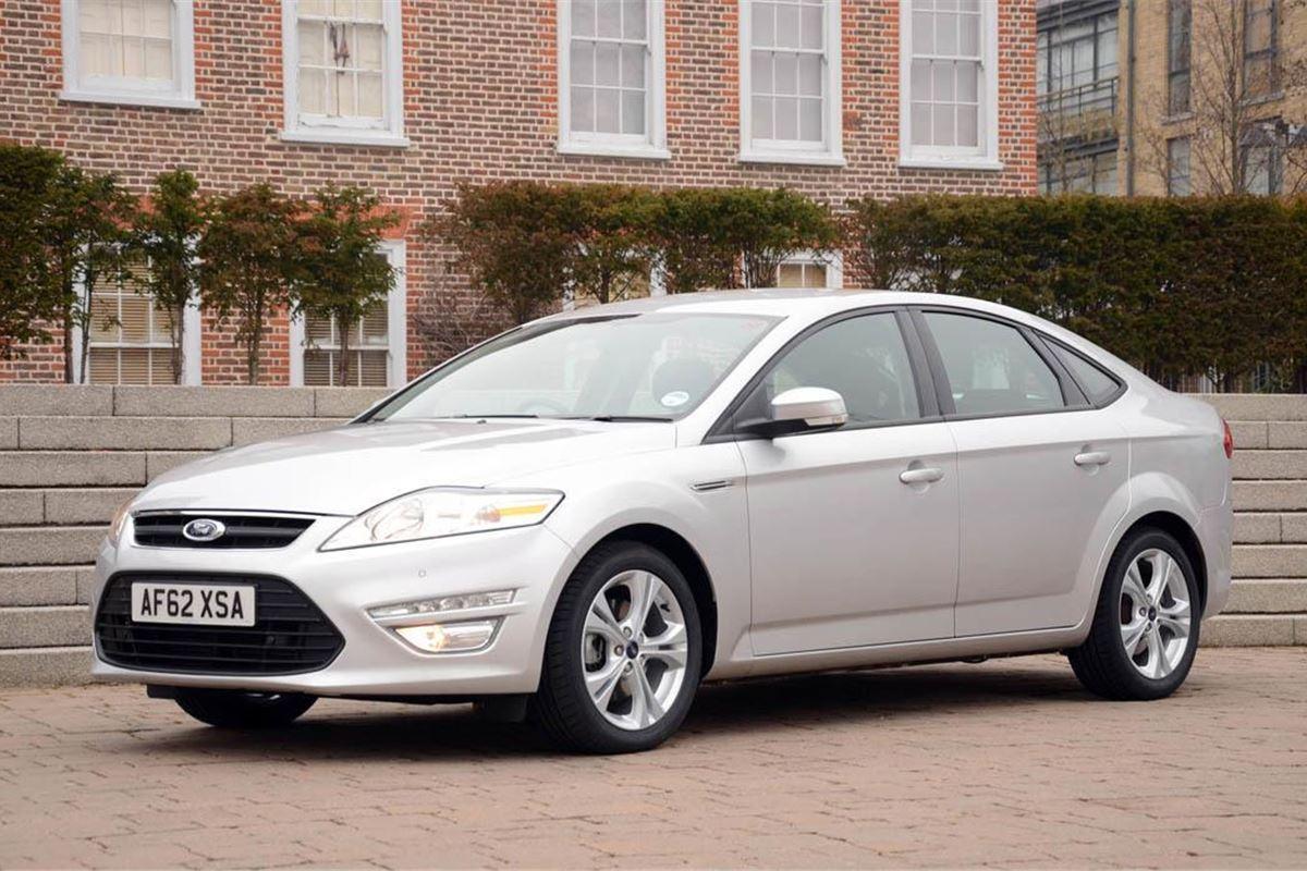 DPF Sensor Fits Ford Mondeo Mk4 2.0 TDCI