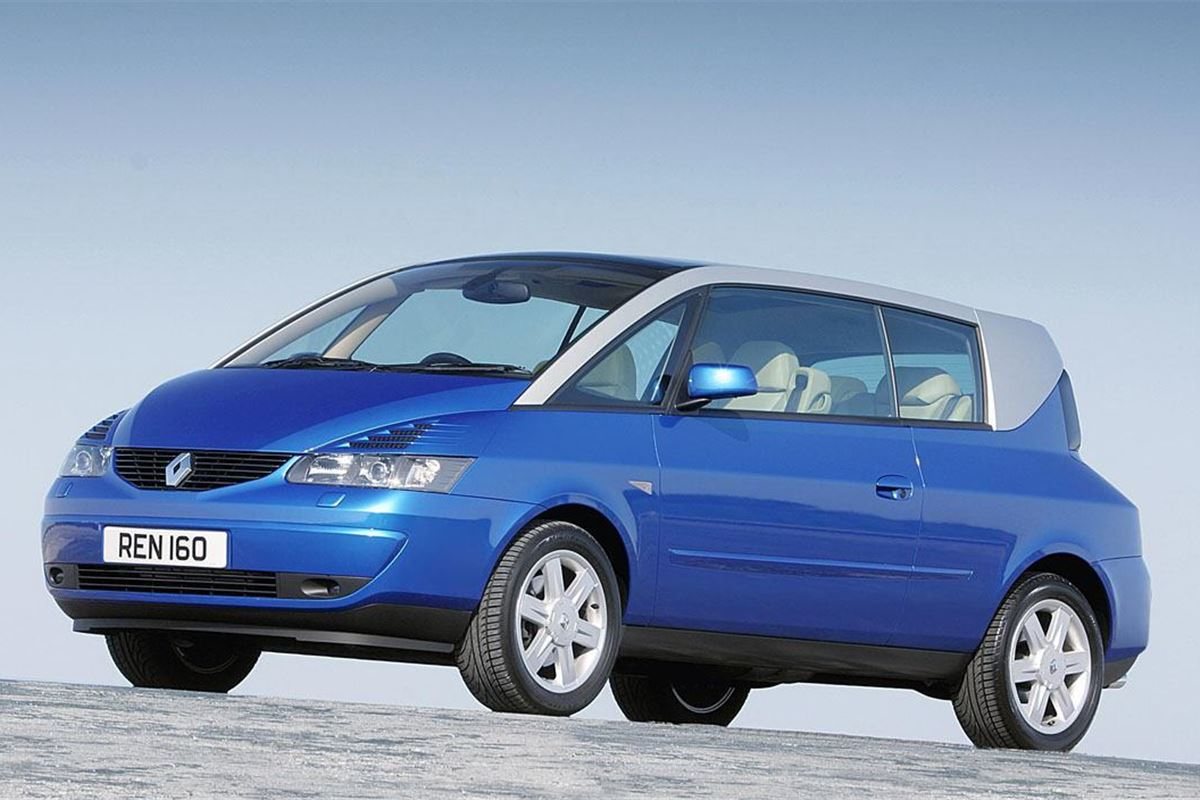 Honda Lease Offers >> Renault Avantime 2002 - Car Review | Honest John