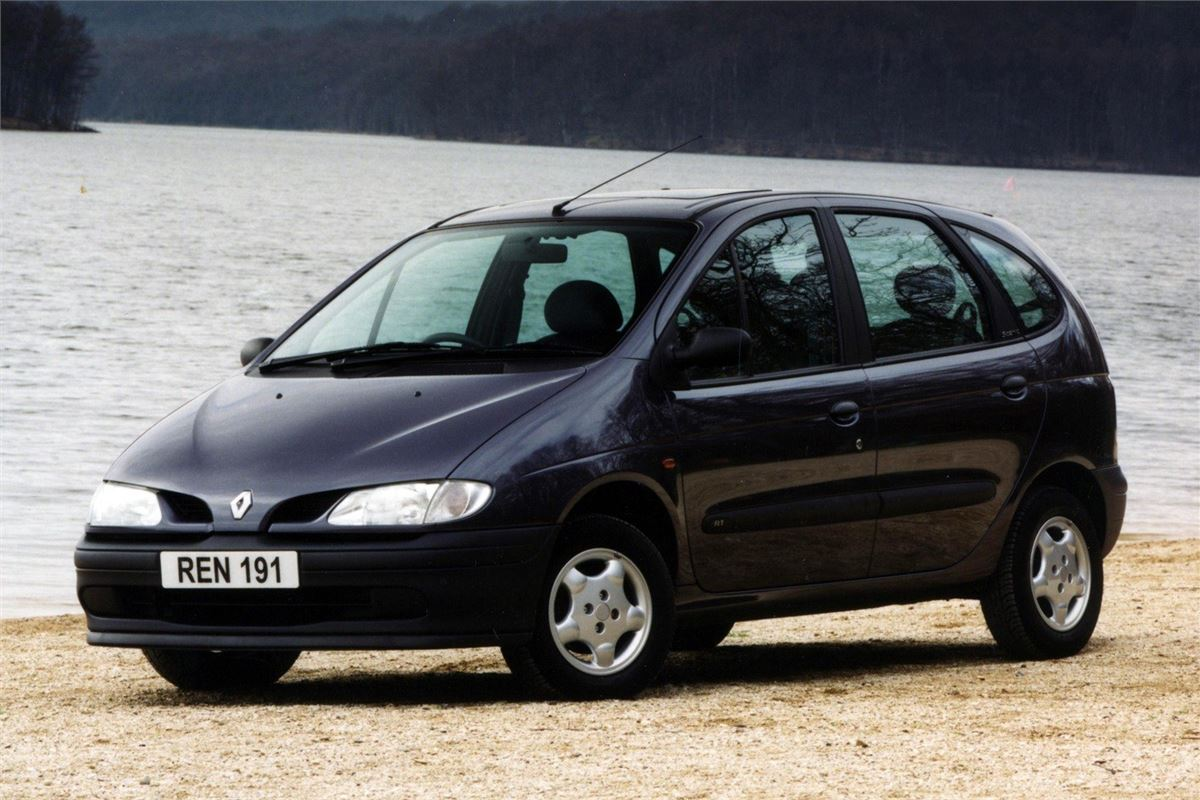 renault scenic 1996 car review honest john. Black Bedroom Furniture Sets. Home Design Ideas