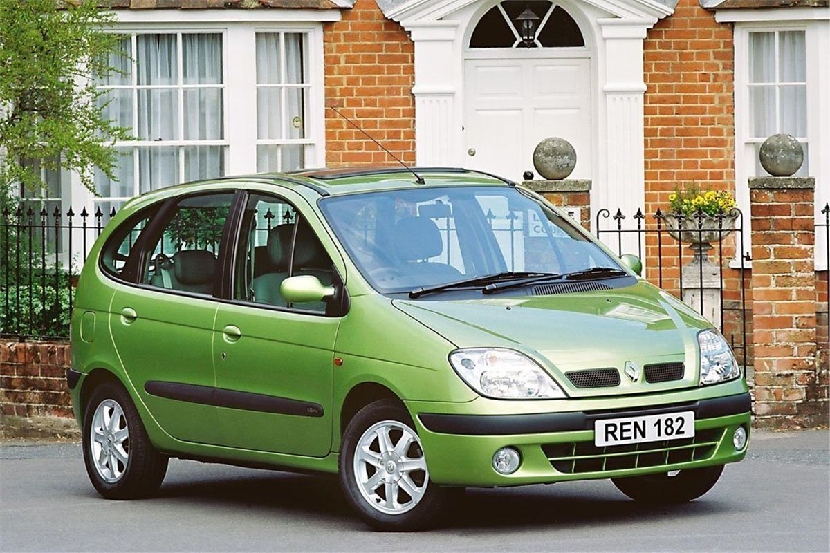 Renault Scenic 1999 Car Review Honest John