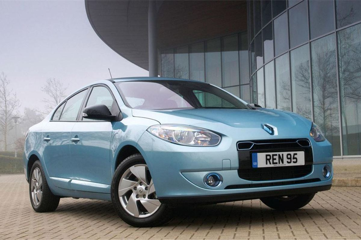 Renault Fluence Ze 2012 Car Review Honest John