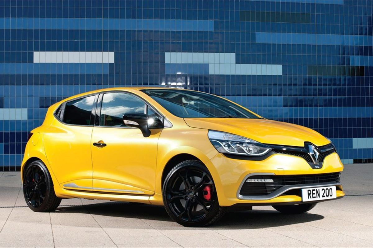 renault clio renaultsport 2013 car review honest john. Black Bedroom Furniture Sets. Home Design Ideas