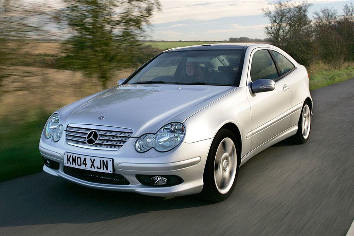 Mercedes Benz C Class Sport Coupe 2001 Car Review