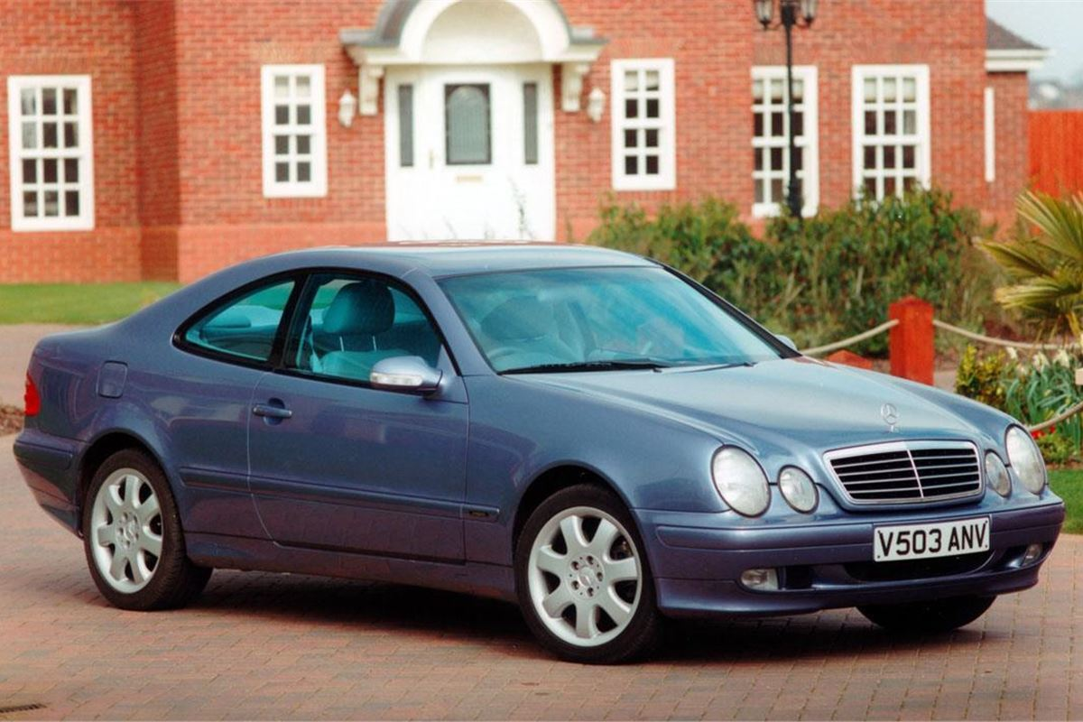 Mercedes Benz Clk Class 1997 Car Review Honest John