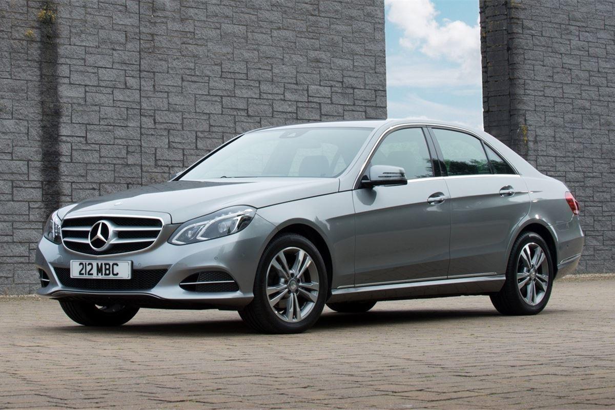 E Class Mercedes Review