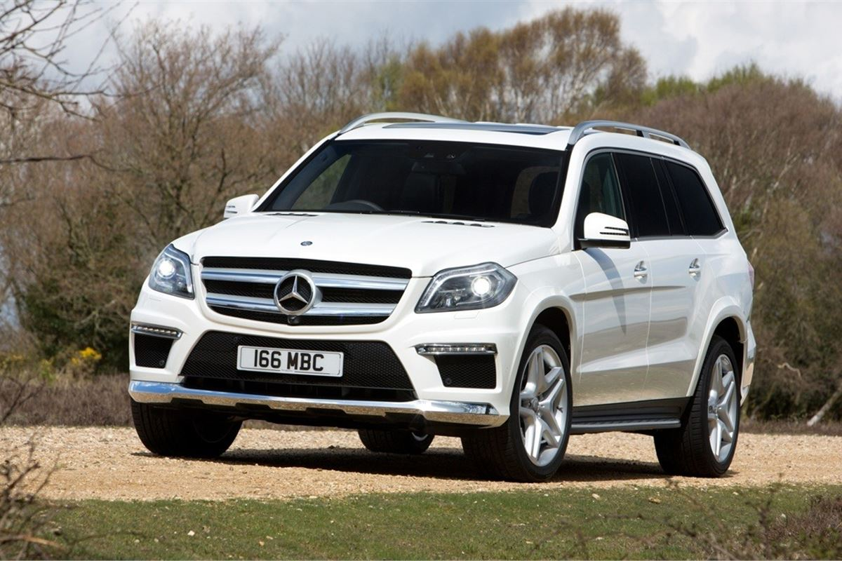 mercedes benz gl class 2013 car review honest john. Black Bedroom Furniture Sets. Home Design Ideas