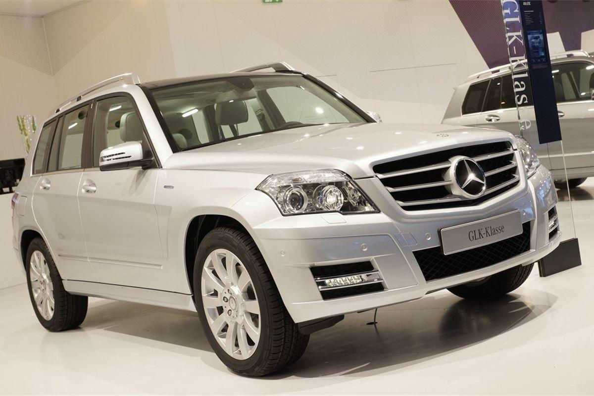 Mercedes Benz Glk 2009 Car Review Honest John