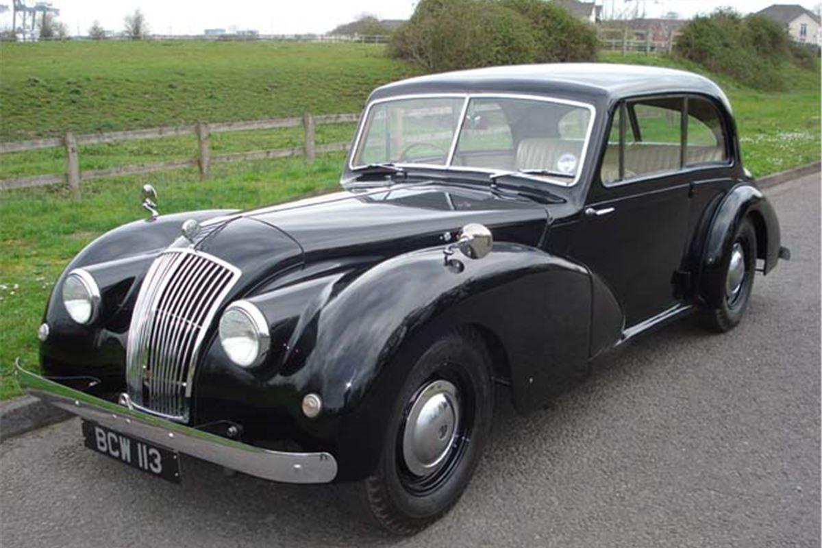 Ac 2 Litre Classic Car Review Honest John